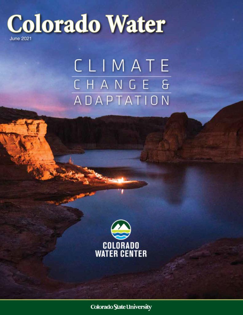 June 2021 edition of Colorado Water