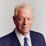 Former Vice President Al Gore headshot